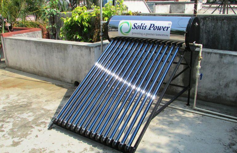 5 avantages du système de chauffe-eau solaire